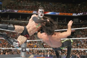 SummerSlam (2016) - Balor vs Rollins