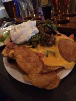 Wrestlemania 32 Weekend - Fat Head's Brewery Nachos