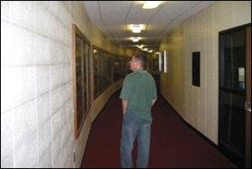 The hallowed halls