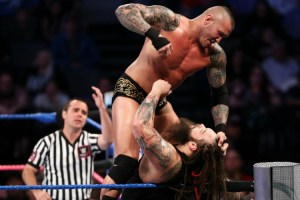 No Mercy (2016) - Wyatt vs Orton