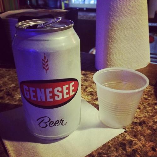 Genesee & Jack Daniel's