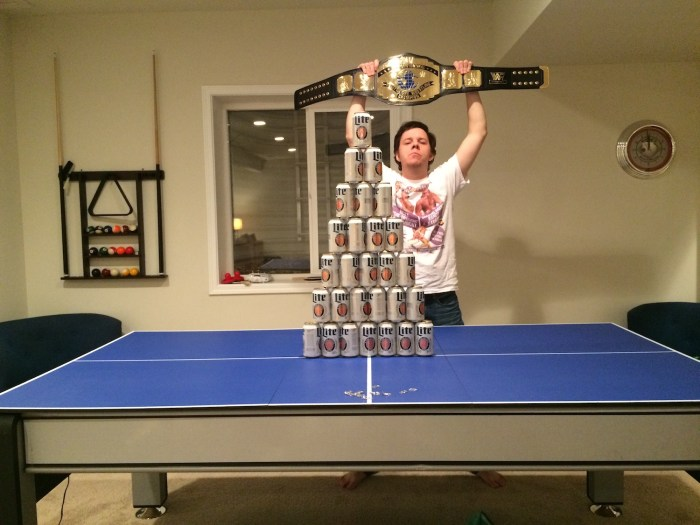 WrestleMania 32 Beeramid - Pip