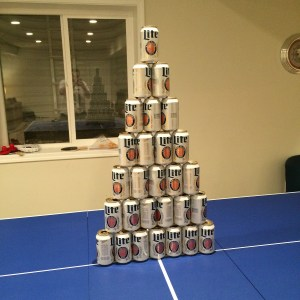 WrestleMania 32 Beeramid