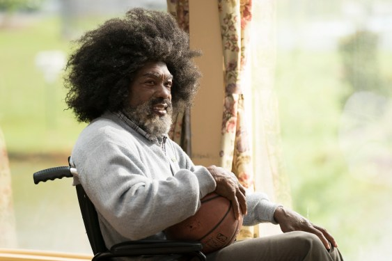 "Nate Robinson as ""Boots"" in UNCLE DREW. Photo courtesy of Lionsgate."