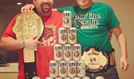 WrestleMania 33 Beeramid