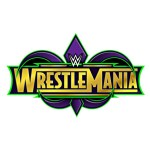 WrestleMania 34 Logo Square