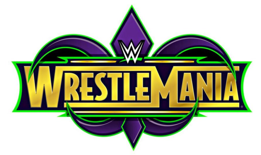 Official WrestleMania 34 Drinking Game