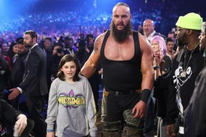 WrestleMania 34 - Braun and Nicholas