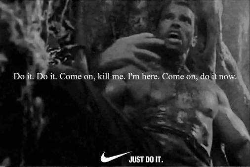 Just Do It - Predator