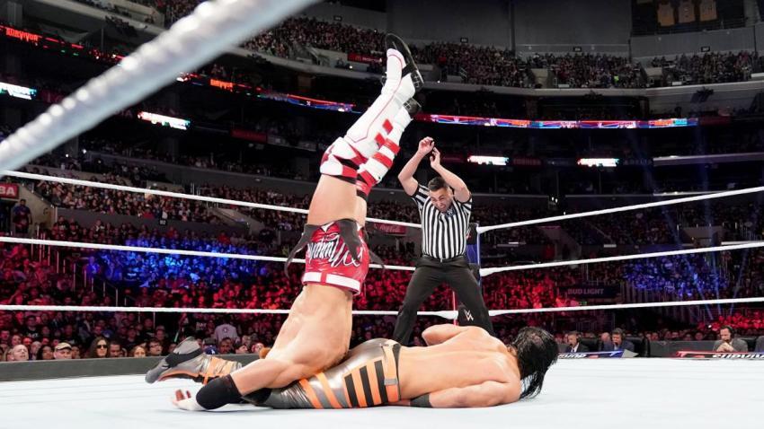 Survivor Series (2018) - Buddy Murphy vs. Mustafa Ali