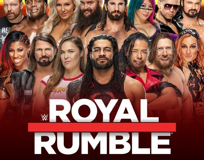 Royal Rumble (2019) – The Road Begins