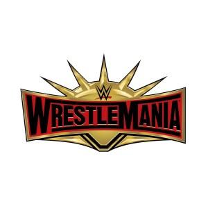 WrestleMania 35 Logo 2019 Square