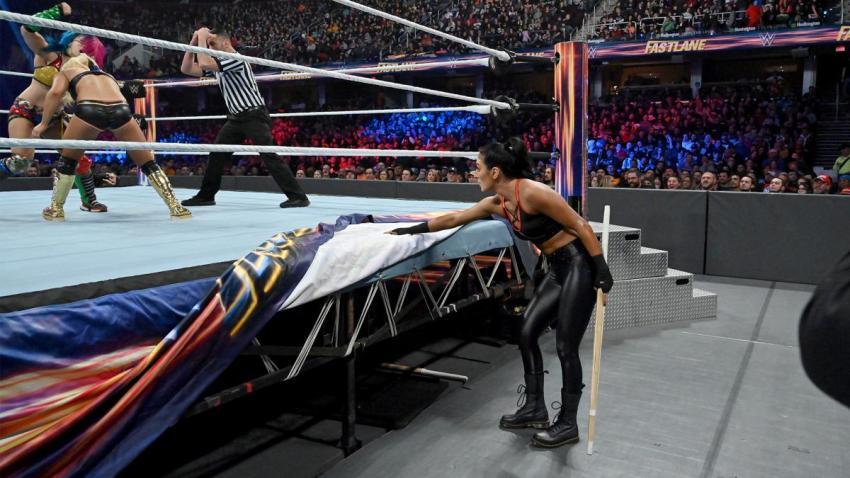 Fastlane 2019 - Asuka vs Mandy Rose