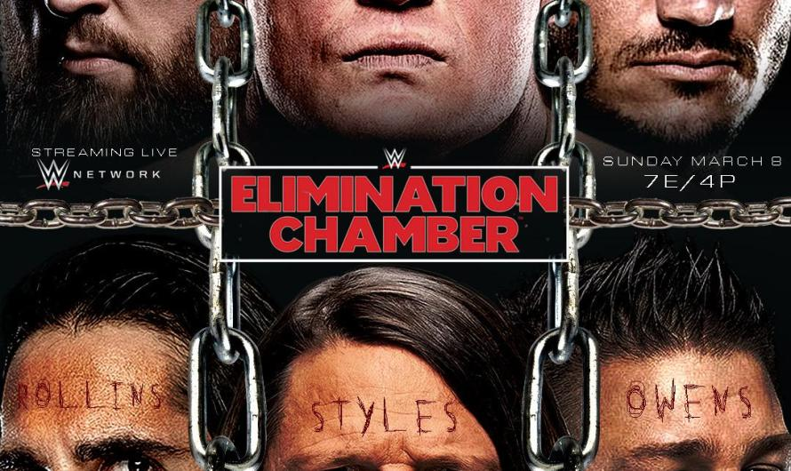 Elimination Chamber (2020) – Setup To Mania