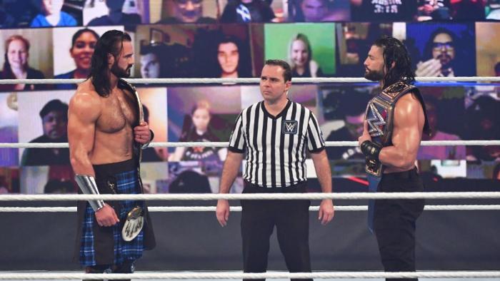 Roman vs. Drew - Survivor Series (2020)