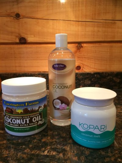 Coconut Oil for the Skin Favorites!