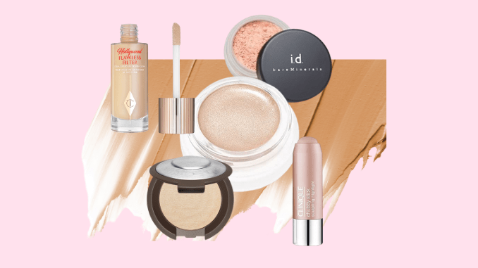 Best Highlighters for Mature Skin.