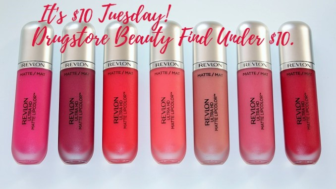 revlon ultra hd matte lip color review