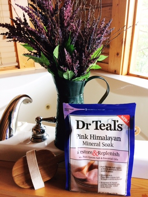 Dr Teal's Pink Himalayan Mineral Soak Review