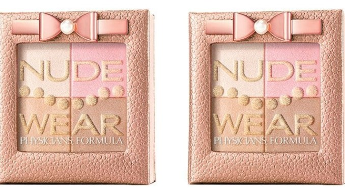 Physicians Formula Nude Wear Touch of Glow Palette Review