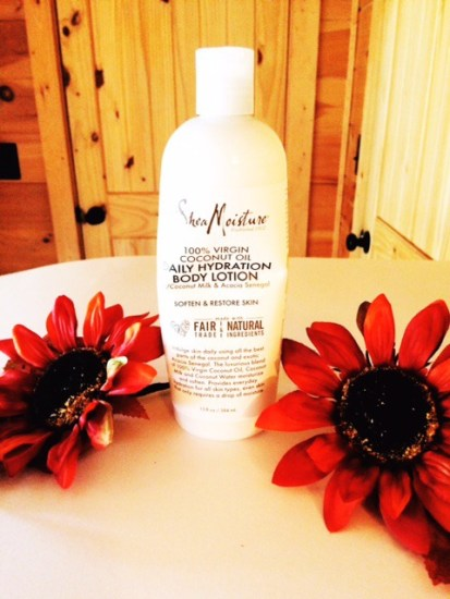 SheaMoisture Daily Hydration Body Lotion Review