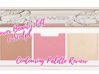Flower Beauty Lift & Sculpt Contouring Palette Review