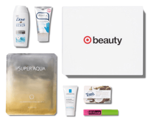 November 2017 Target Beauty Box