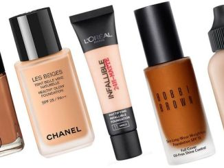 Best Foundations for Over 40 Mature Skin
