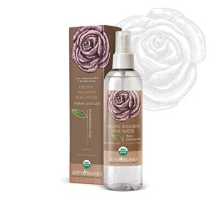 Alteya Organics Bulgarian Rose Water Toner.