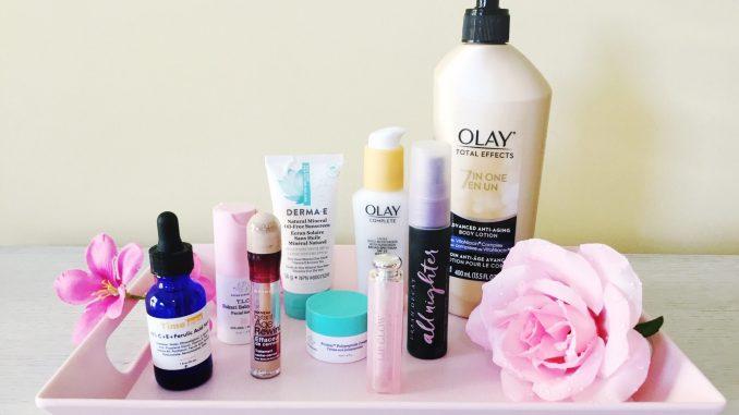 Beauty Empties Makeup