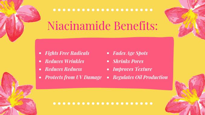 Niacinamide Benefits