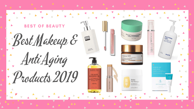 best anti aging products 2019