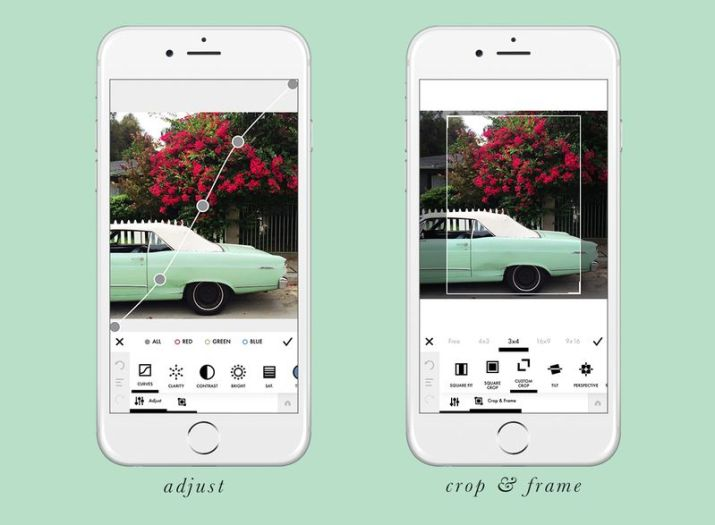 Apps para Instagram: A color story