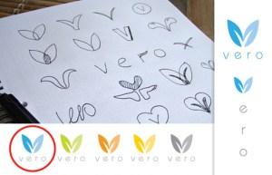 logo design process