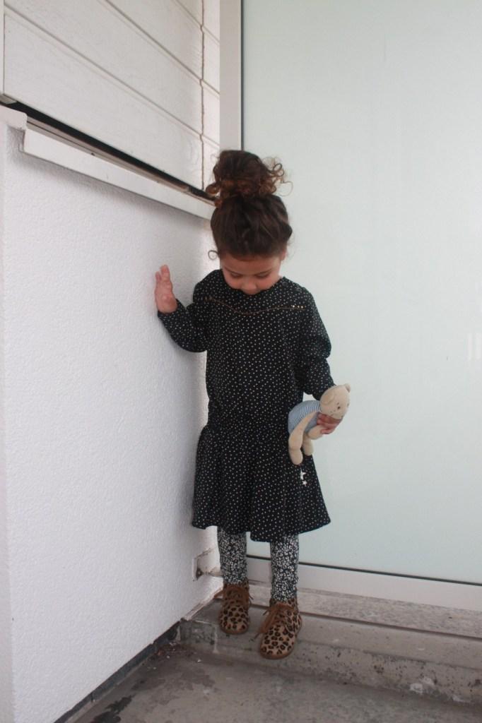 Mila's eerste peuter OOTD