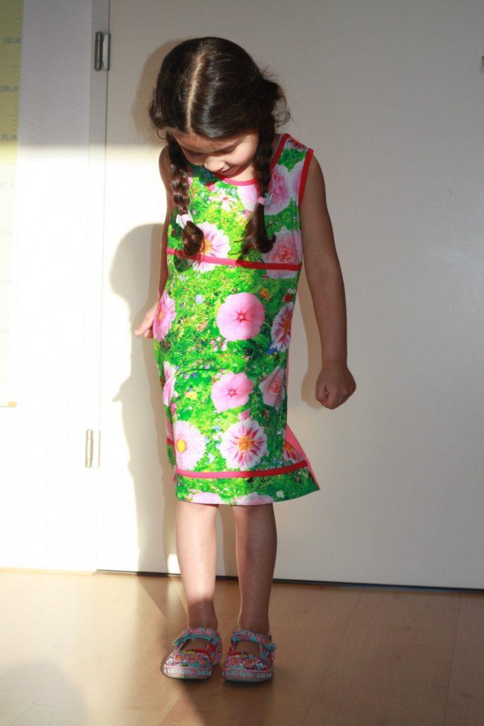 Mam, wanneer mag ik weer een jurk aan?