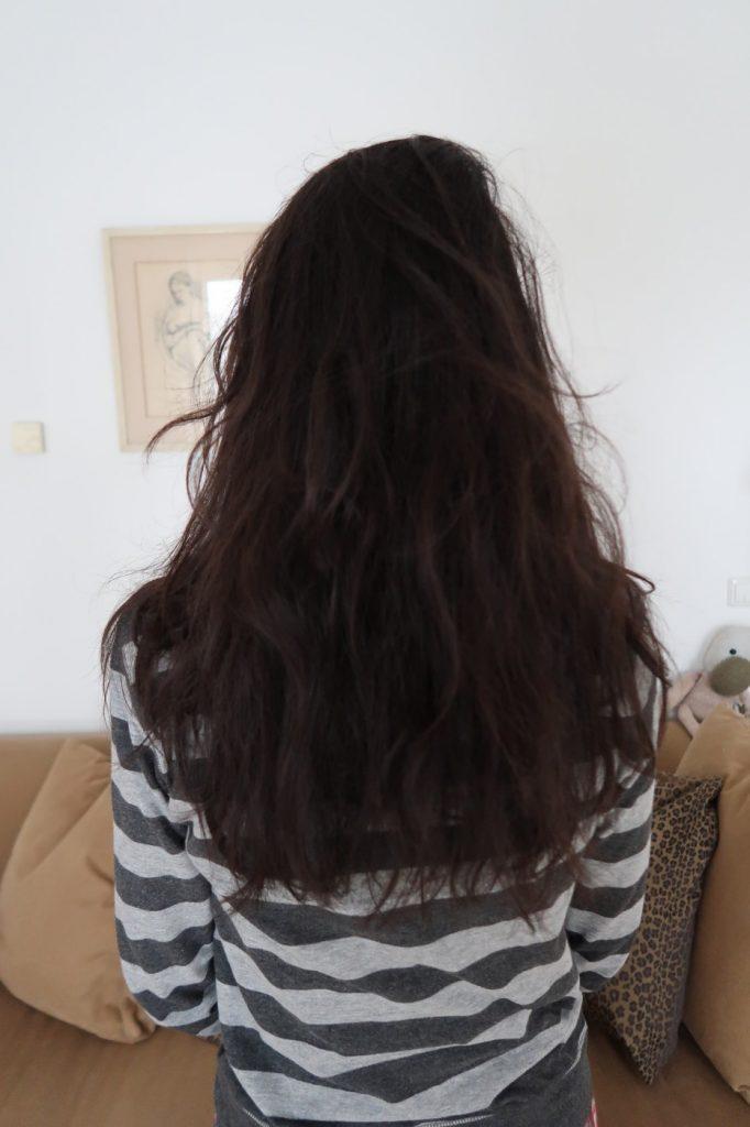 Dansende haren met NAK Hair