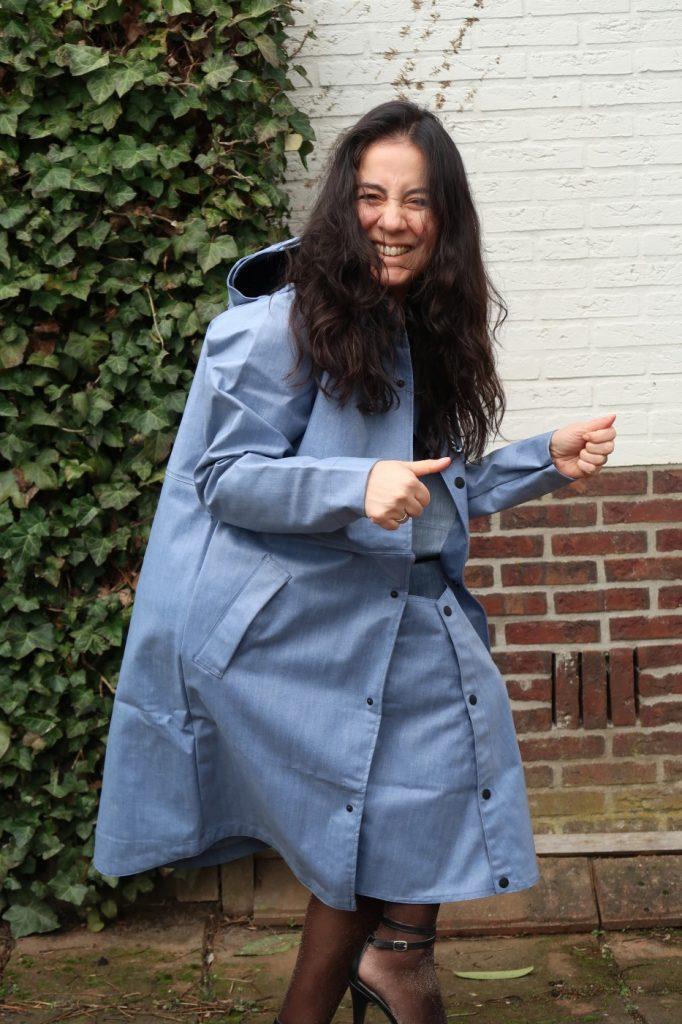 Iets met zingen en dansen in de regen!