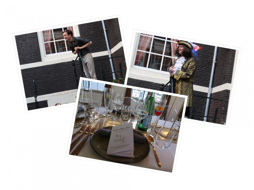 The Grand Blogger Dinner door de jaren heen