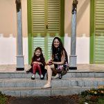 Vrouwen en hun onzekerheden… iets met blote benen in de zomer
