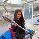 Met Starboard Boats een heuse blogboot ervaring