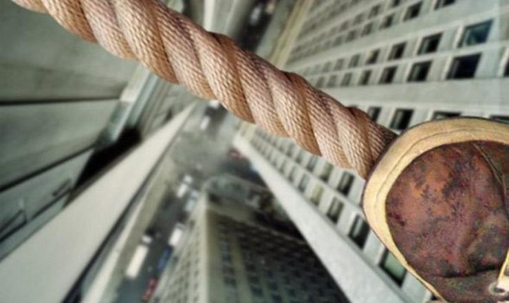 En la cuerda floja - Imagen extraída de http://www.deportesx.com
