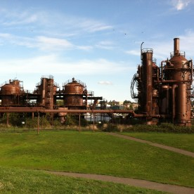 Gas Works Park, Seattle, WA