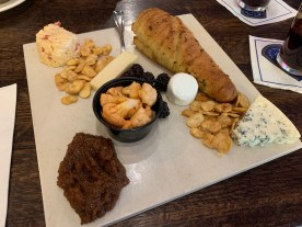 New England Cheese Plate