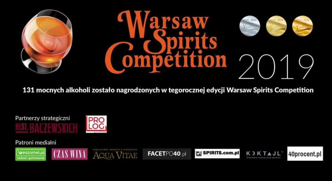 Warsaw Spirits Competition 40procent.pl blog o wódce