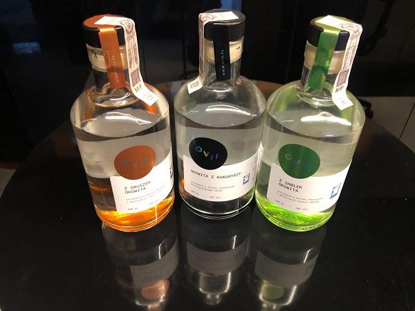Wybrane okowity linii OVII od Drake Distillery