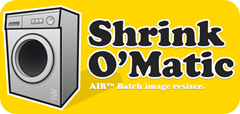 ShrinkOMatic | Batch Image Resizer