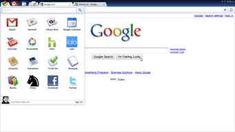 Google Chrome OS | Cloud-based Netbook Operating System | Chromium Projects