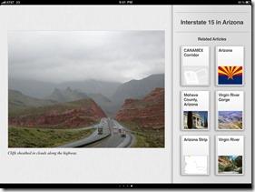 Discover for iPad screenshot 1