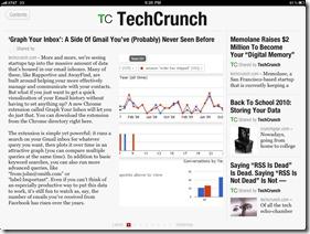 Flipboard for the iPad screenshot 2